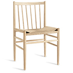 j80 danish classics side chair  - mater