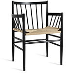 j81 danish classics arm chair  - mater
