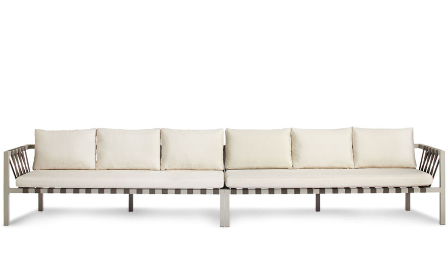 jibe outdoor extra long sectional sofa