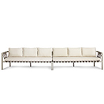 jibe outdoor extra long sectional sofa  - blu dot