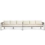 jibe outdoor extra long sectional sofa  - blu dot