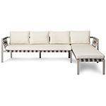 jibe outdoor sectional sofa  - blu dot