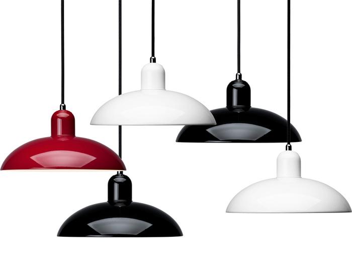 kaiser idell pendant lamp. Black Bedroom Furniture Sets. Home Design Ideas