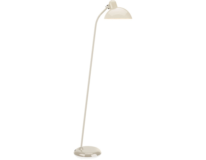 kaiser idell super floor lamp