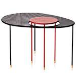 kangourou coffee table - mathieu mategot - gubi