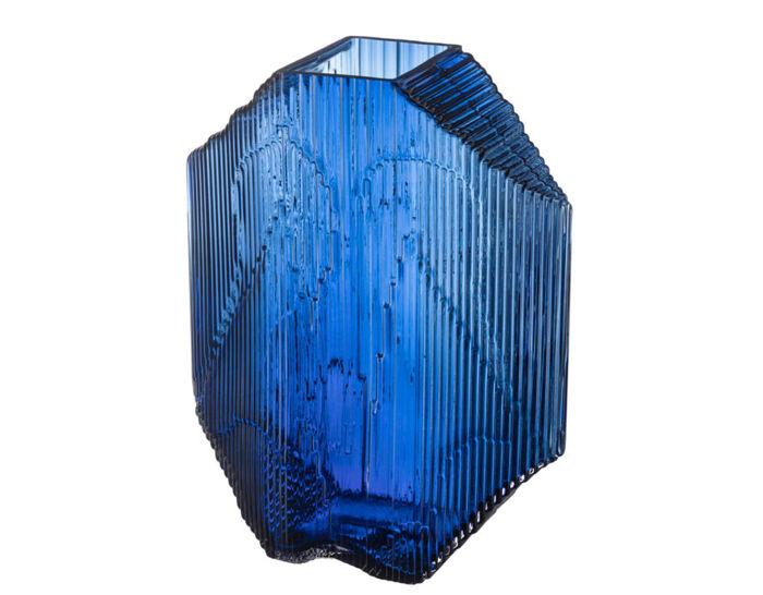 kartta large glass sculpture