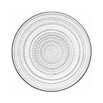 kastehelmi large plate - Oiva Toikka - iittala