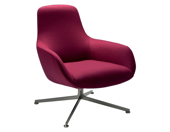 kent low back chair