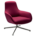 kent low back chair  - zanotta