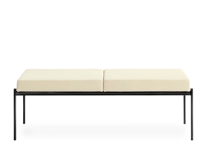 kiki 2-seater bench