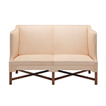 kk41180 two seat sofa  - Carl Hansen & Son