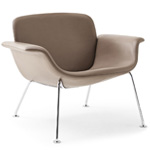 kn04 lounge chair - Piero Lissoni - Knoll