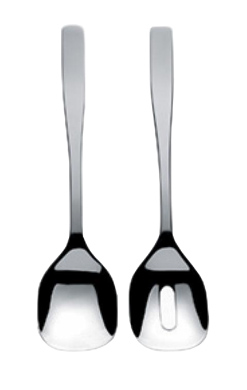knifeforkspoon 2 piece salad set