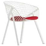 kobi chair with small seat pad  -