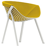kobi chair with large pad  -