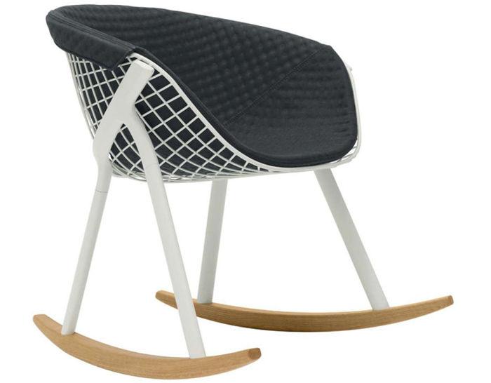 kobi rocking chair with large pad