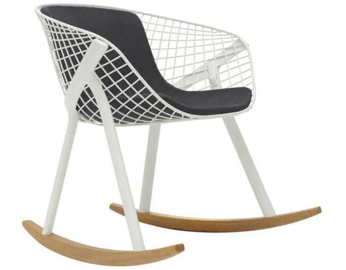 kobi rocking chair with medium pad