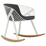 kobi rocking chair with medium pad  -