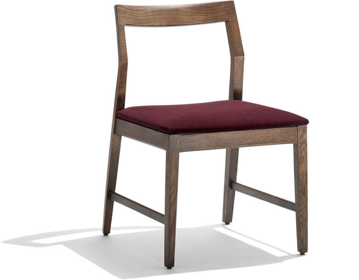 krusin side chair with slat back