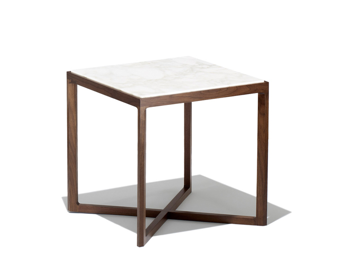 Beau Krusin Square End Table