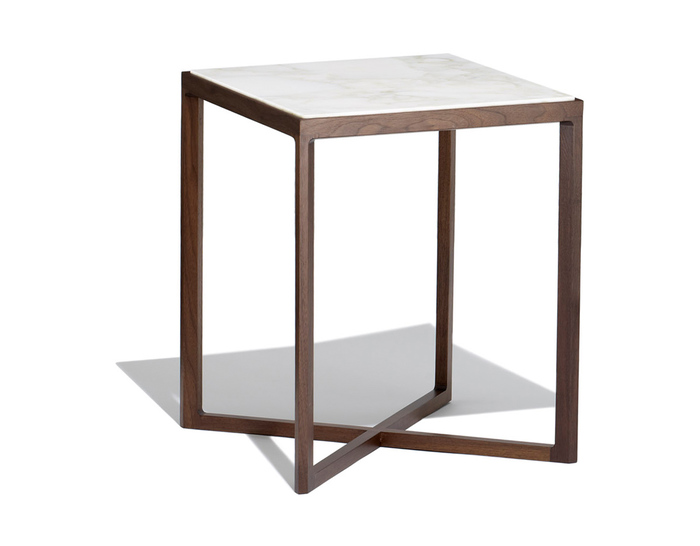 Krusin 18 h square side table Modern side table