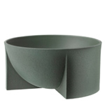 kuru low ceramic bowl  -