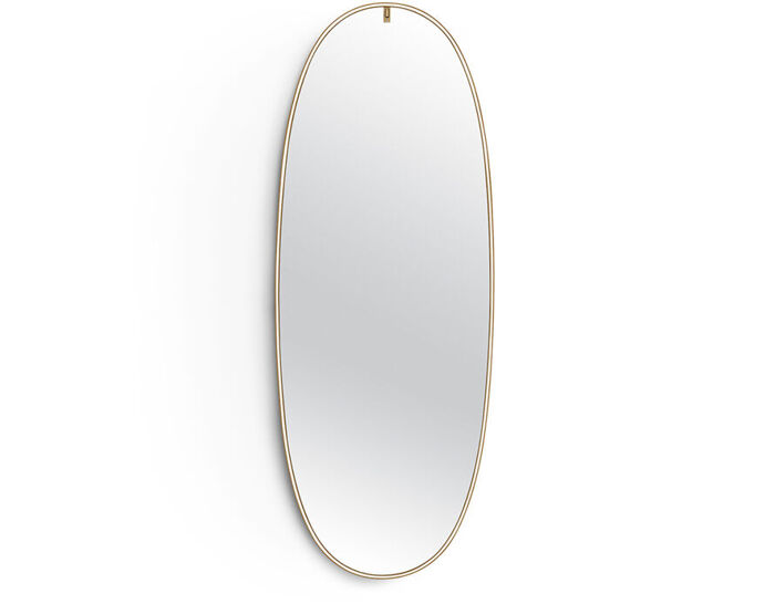 la plus belle wall mounted mirror with integrated led lights
