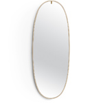 la plus belle wall mounted mirror with integrated led lights  -