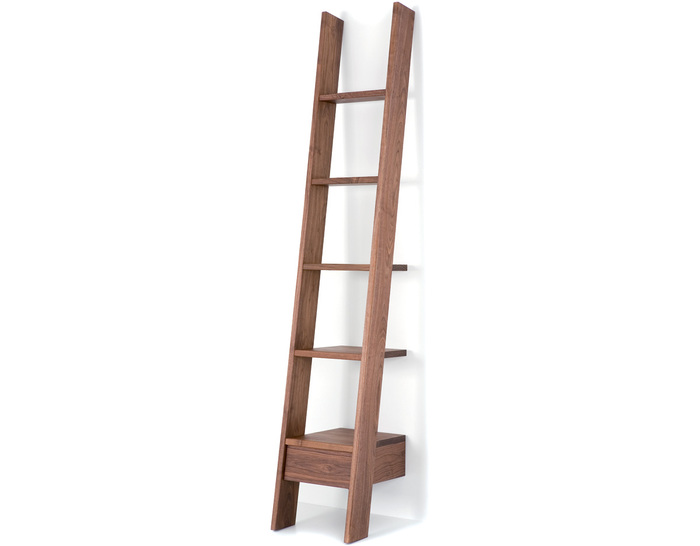 Ladder Bookcase 217 Hivemodern Com