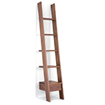 ladder bookcase 217