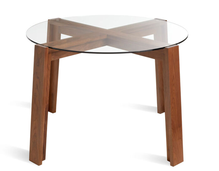 lake round dining table