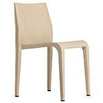 laleggera stacking chair  -
