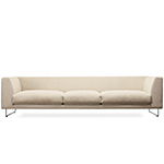 elan 90 inch three seat sofa  -