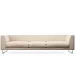 elan 90 inch sofa - Jasper Morrison - Cappellini