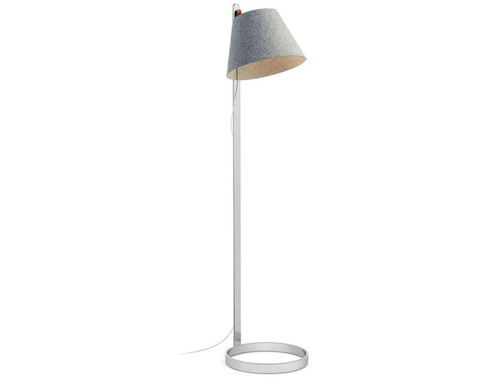 lana led floor lamp
