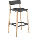 emeco lancaster stool  - emeco