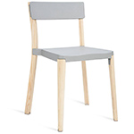 emeco lancaster stacking chair  -