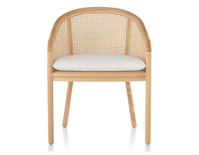 landmark chair with cane