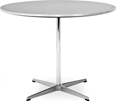 Large Pedestal Base Circular Top Table