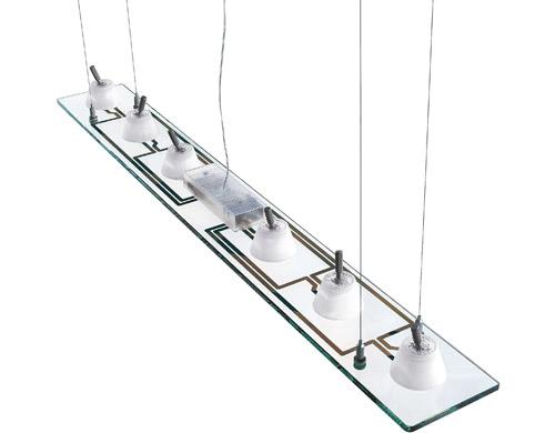 lastra 6 suspension lamp