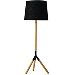 lathe floor lamp  -