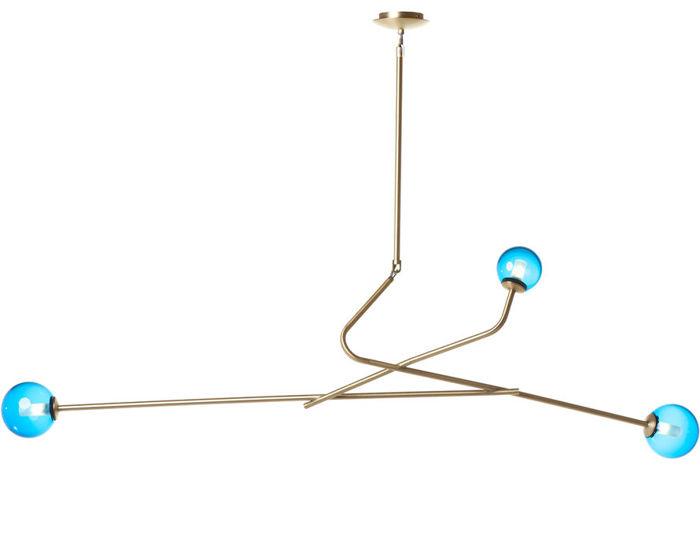 lattice suspension lamp 760