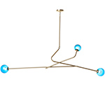 lattice suspension lamp 760  -