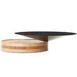 laurel coffee table 103l  - de la espada