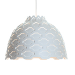 lc shutters suspension lamp  -