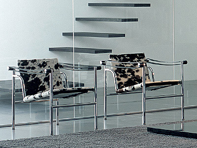 le corbusier lc1 chair. Black Bedroom Furniture Sets. Home Design Ideas