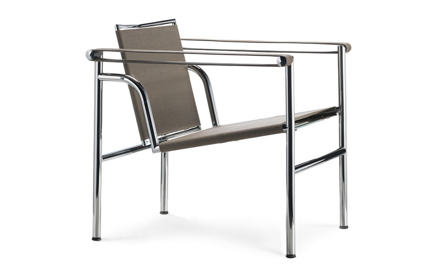 Good Le Corbusier Lc1 Outdoor Sling Chair