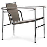 le corbusier lc1 outdoor sling chair - Corbusier - cassina
