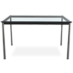 le corbusier lc10-p tall table - Corbusier - cassina