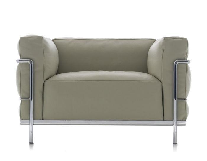le corbusier lc3 armchair